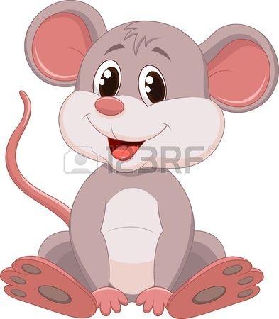 Rat Indo De Dibujos Animados Foto Archivo