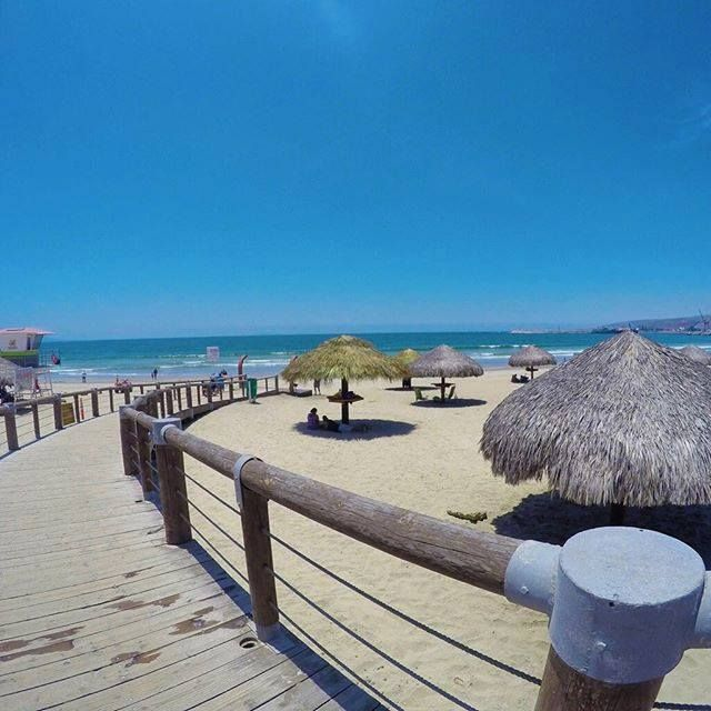A great day for a walk on the beach! This is #Ensenada Summer experiences awaiting your arrival, are you ready? www.discoverbajacalifornia.com  (adventure by temecula rides)