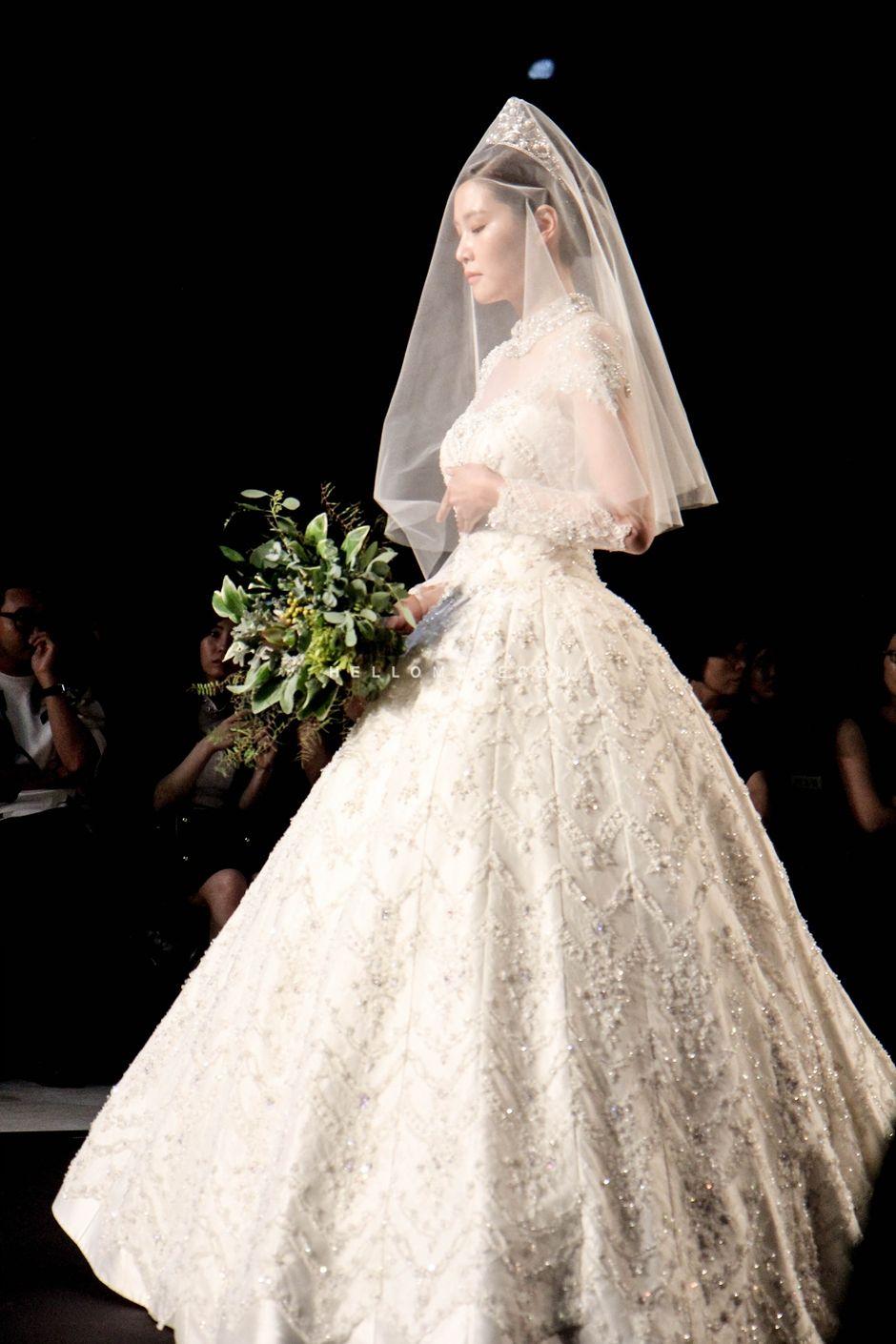 Hello Muse Wedding Bridal Shop Korean Celebrities Wedding Dress