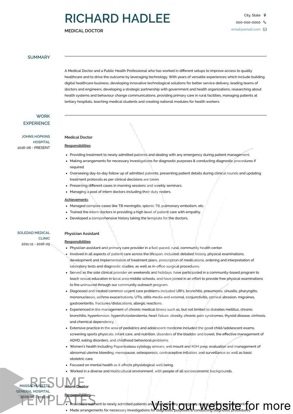 resume examples skills Professional in 2020 Job