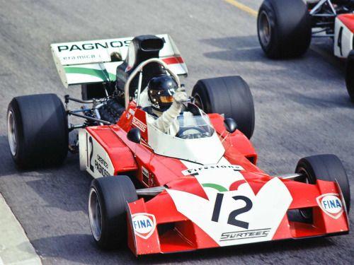 Andrea de Adamich Surtees-Cosworth TS9B 1972 GP Monaco
