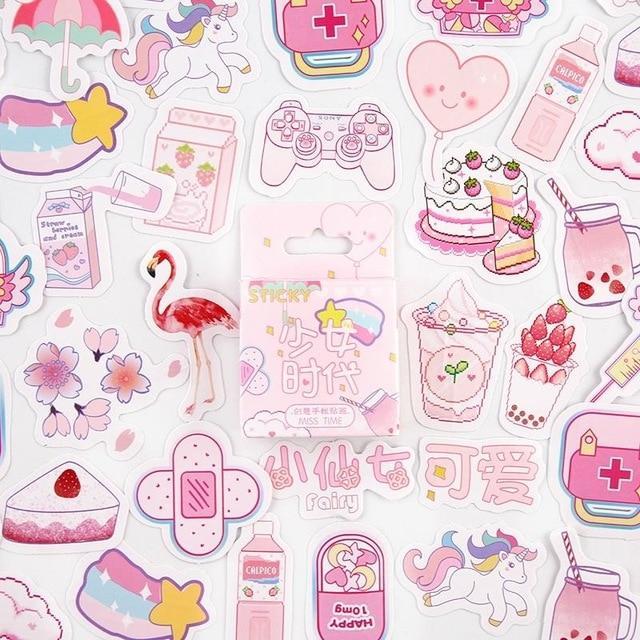 Kawaii Angel Sticker Pack In 2020