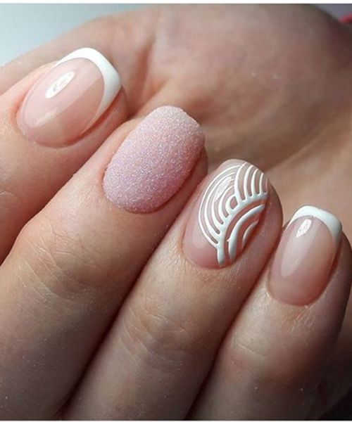 Most Stunning Wedding Nail Art Designs For An Attractive Look