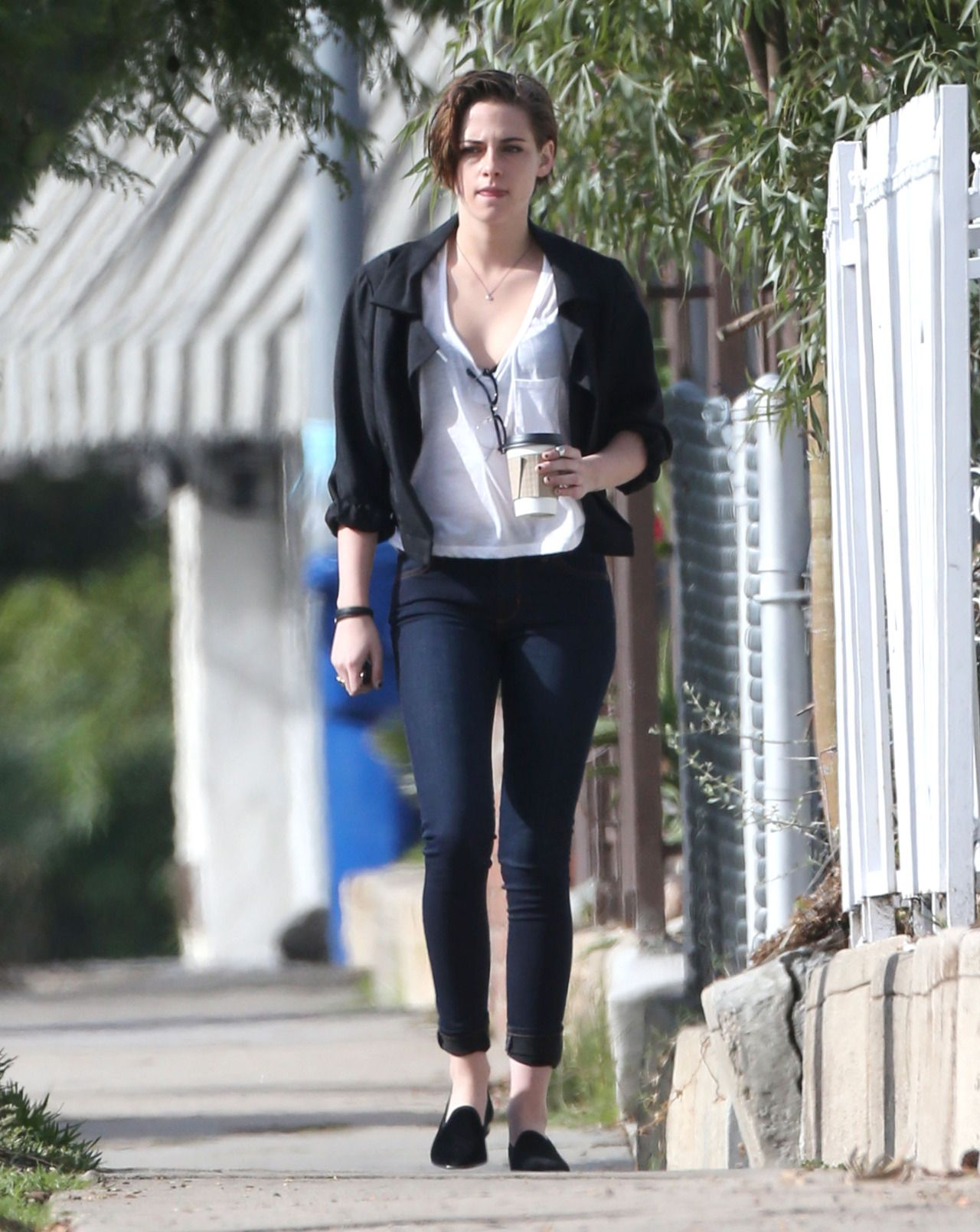 Kristen Stewart Office Wear To Street Wear Pants Pinterest Kristen Stewart Street Wear