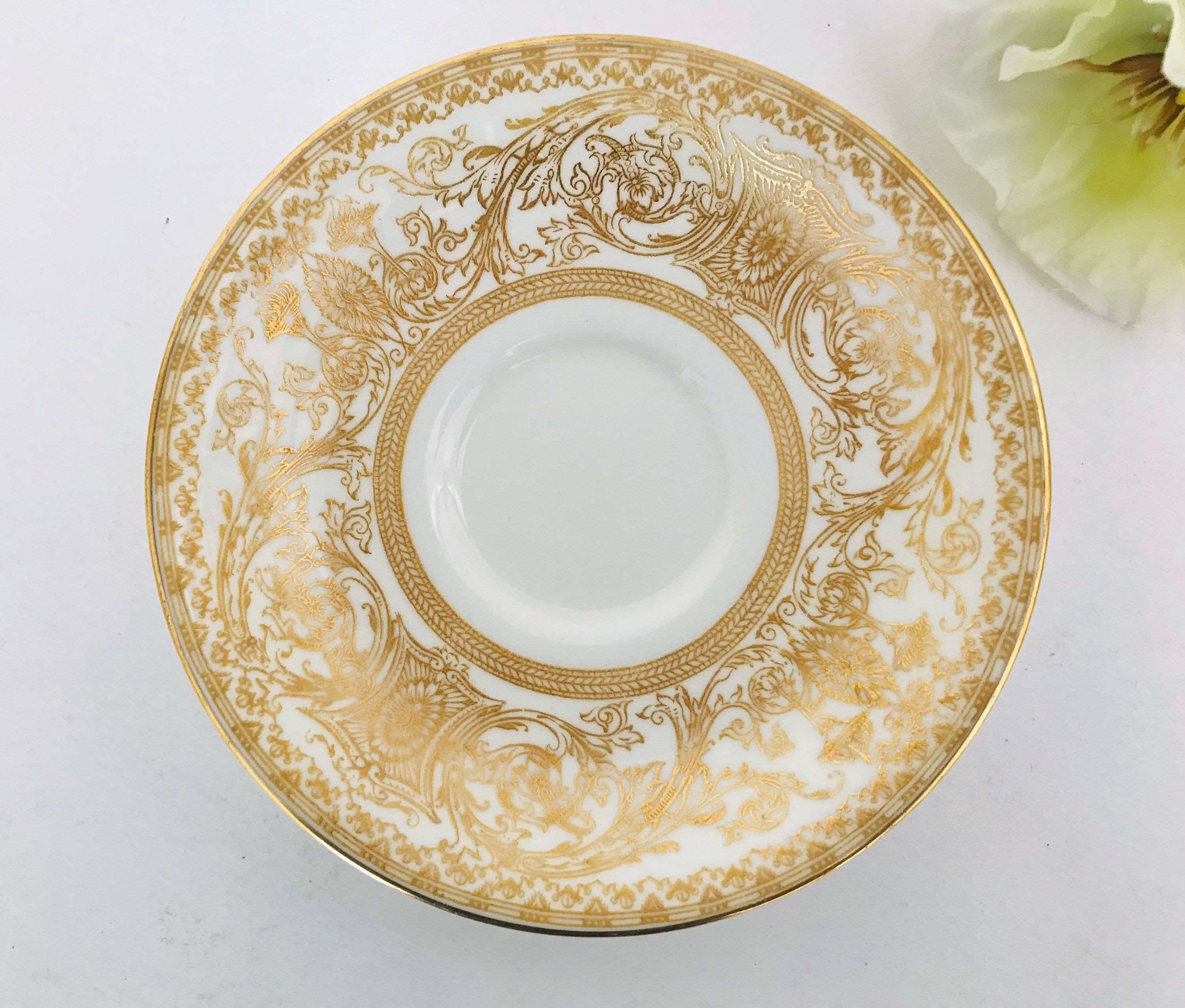 Pretty Vintage Royal Albert Autumn Roses 10.5 Dinner Plate Pink Peach Lilac Roses 6 available listing more in this pattern