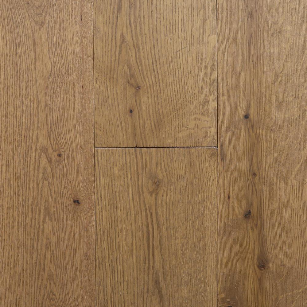 Bruce Revolutionary Rustics Hickory Natural 1 2 In T X 7 1 2 In W X Varying L Engineered Hardwood Flooring 25 7 Sq Ft Eahhd75l401 The Home Depot Hickory Wood Floors Engineered Hardwood Flooring Engineered Hardwood