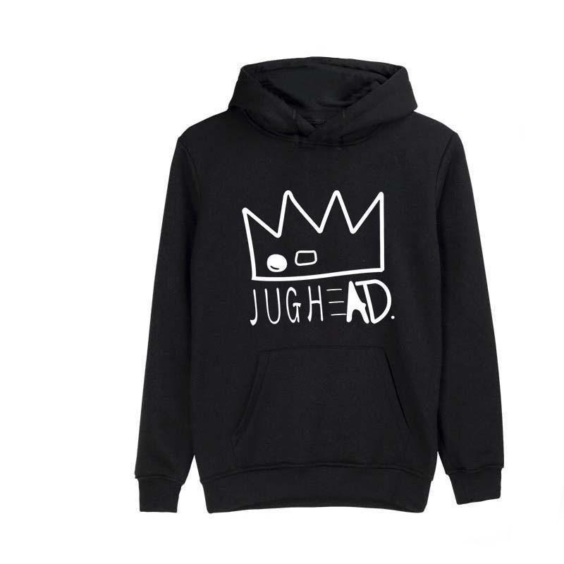 592ec5a2cc Jughead Crown, Cute Hoodie, Grey Hoodie, Womens Fashion Stores, Cotton  Style,
