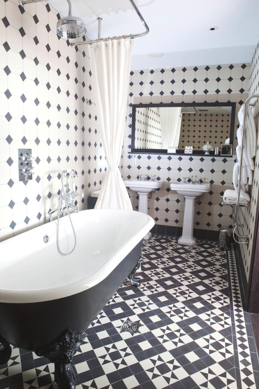 Boundary hotel london converted victorian warehouse with for Boundary bathrooms