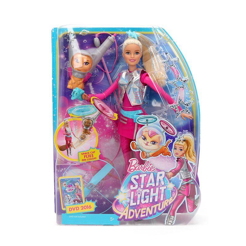 Original Barbie Toys Barbie Doll Star Light Adventure
