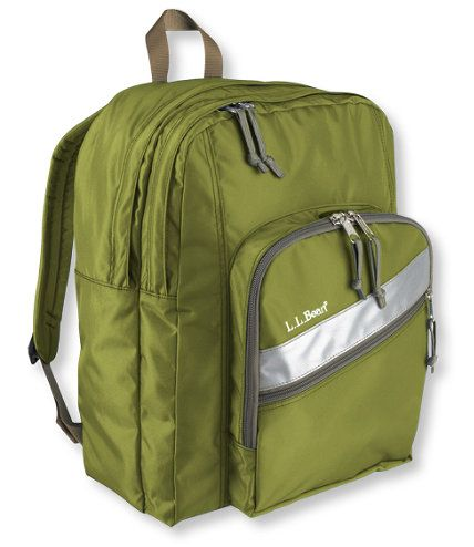 LL Bean Backpack W Monogram Of Course