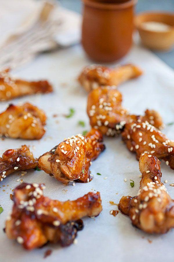 Honey soy chicken wings honey soy chicken wings honey soy chicken honey soy chicken wings chinese food recipesmeat forumfinder Images