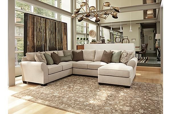 Charming The Wilcot 4 Piece Sectional From Ashley Furniture HomeStore (AFHS.com).