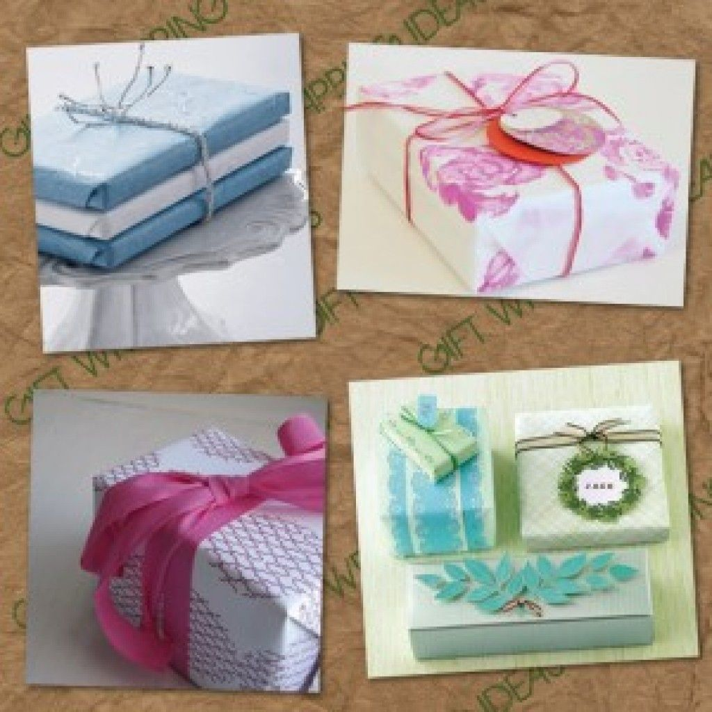 Cute Ways To Wrap Baby Shower Gifts