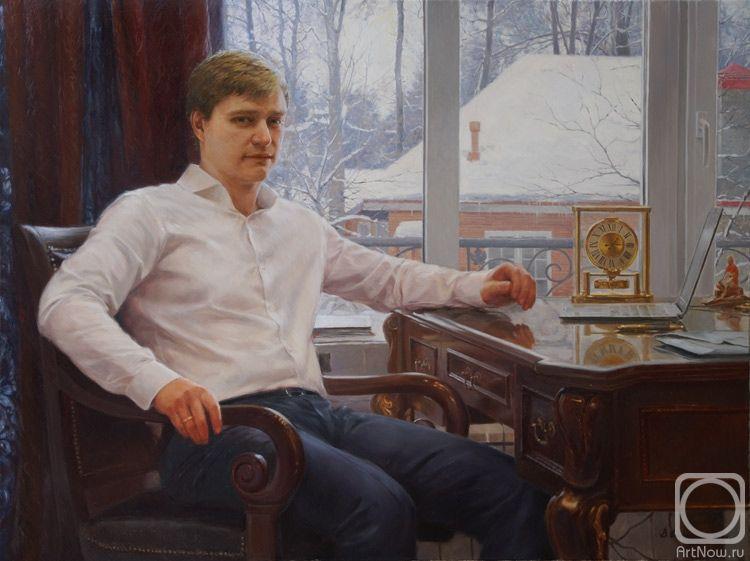 Александров Владимир.