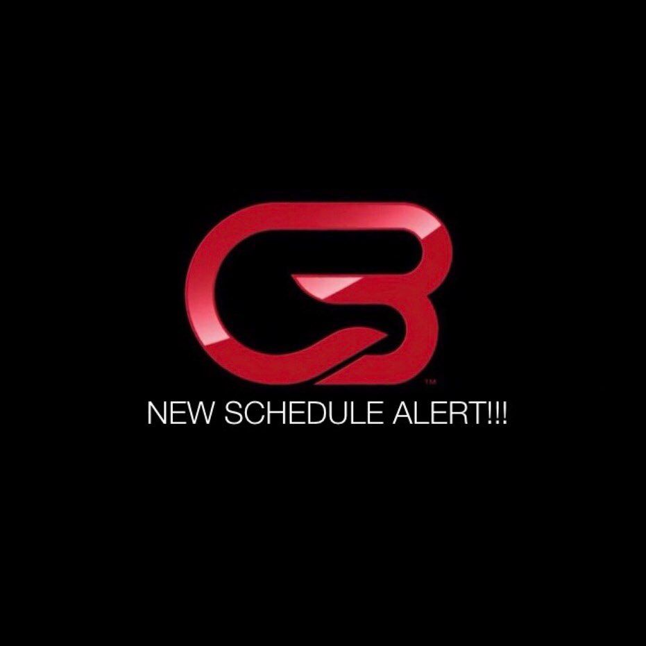 Hey CB Fam! We have a couple of new schedule changes at @cyclebarheathrow ! Swipe left to check it out and book your ride.  Remember your first one is on me. :-) . . . . .