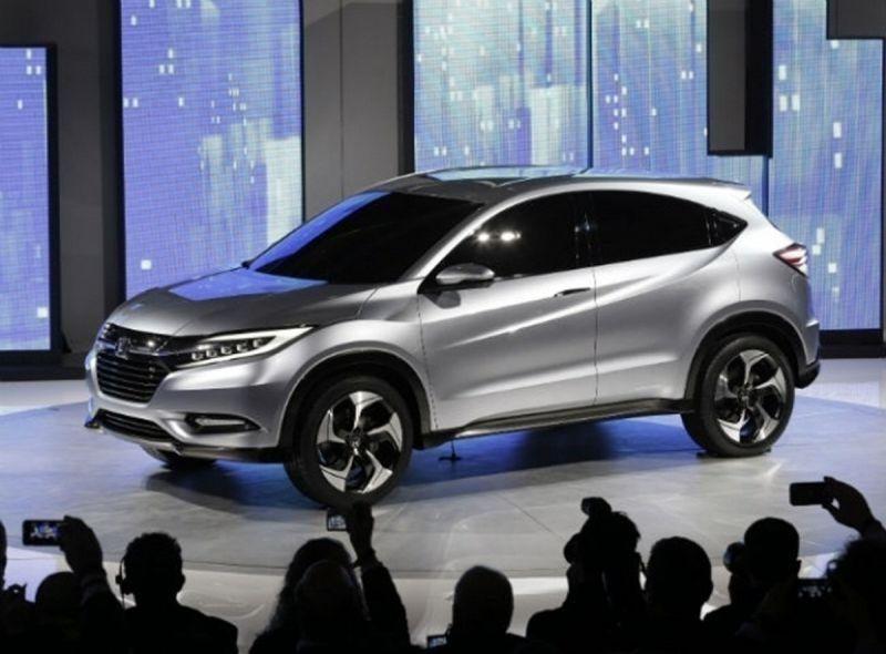 2017 Honda HRV 2 2017HONDAHRV Honda, Modifikasi mobil