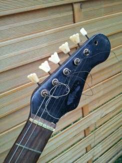 Alte Höfner e Gitarre sixties rar vintage in Berlin - Neukölln | Musikinstrumente und Zubehör gebraucht kaufen | eBay Kleinanzeigen