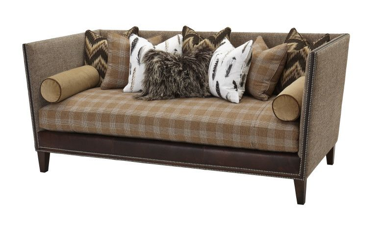 1191 L1191 Massoud Furniture Sofa W 92 D 38 H 40 7foot 8foot