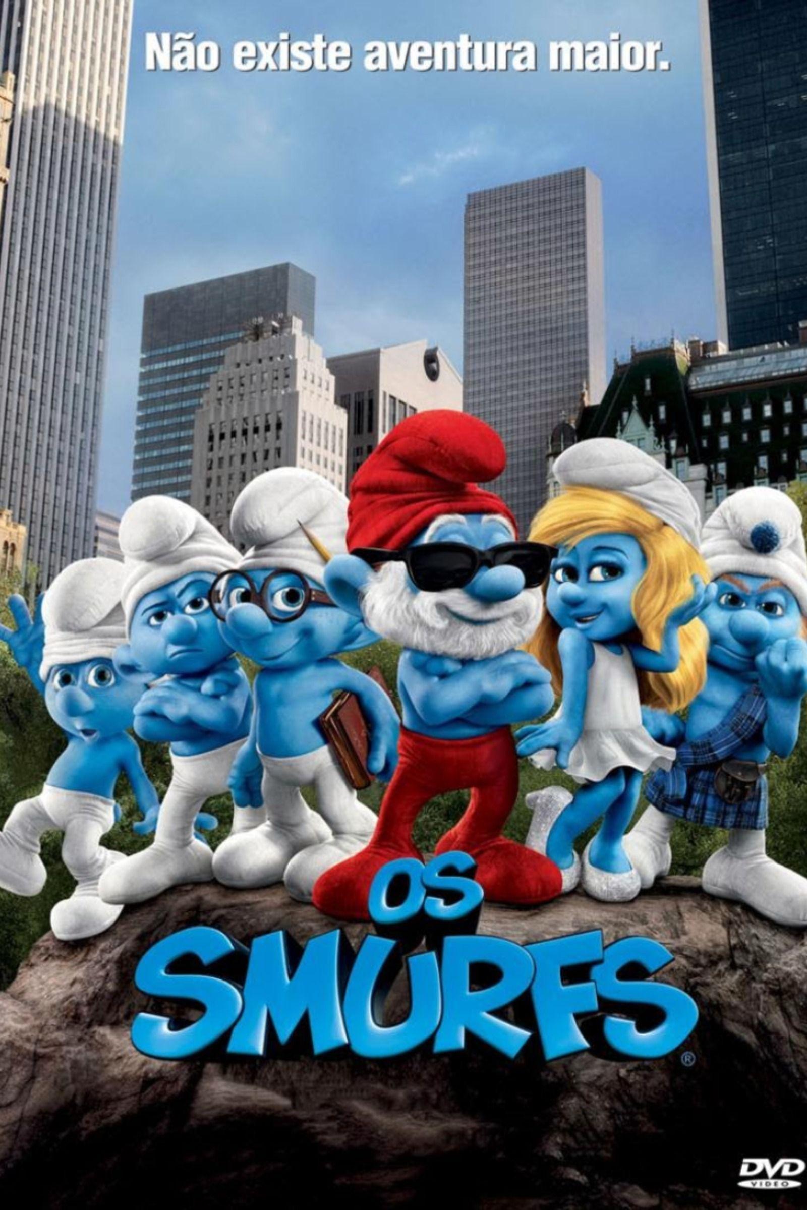 Os Smurfs Filmes Os Smurfs Site De Filmes