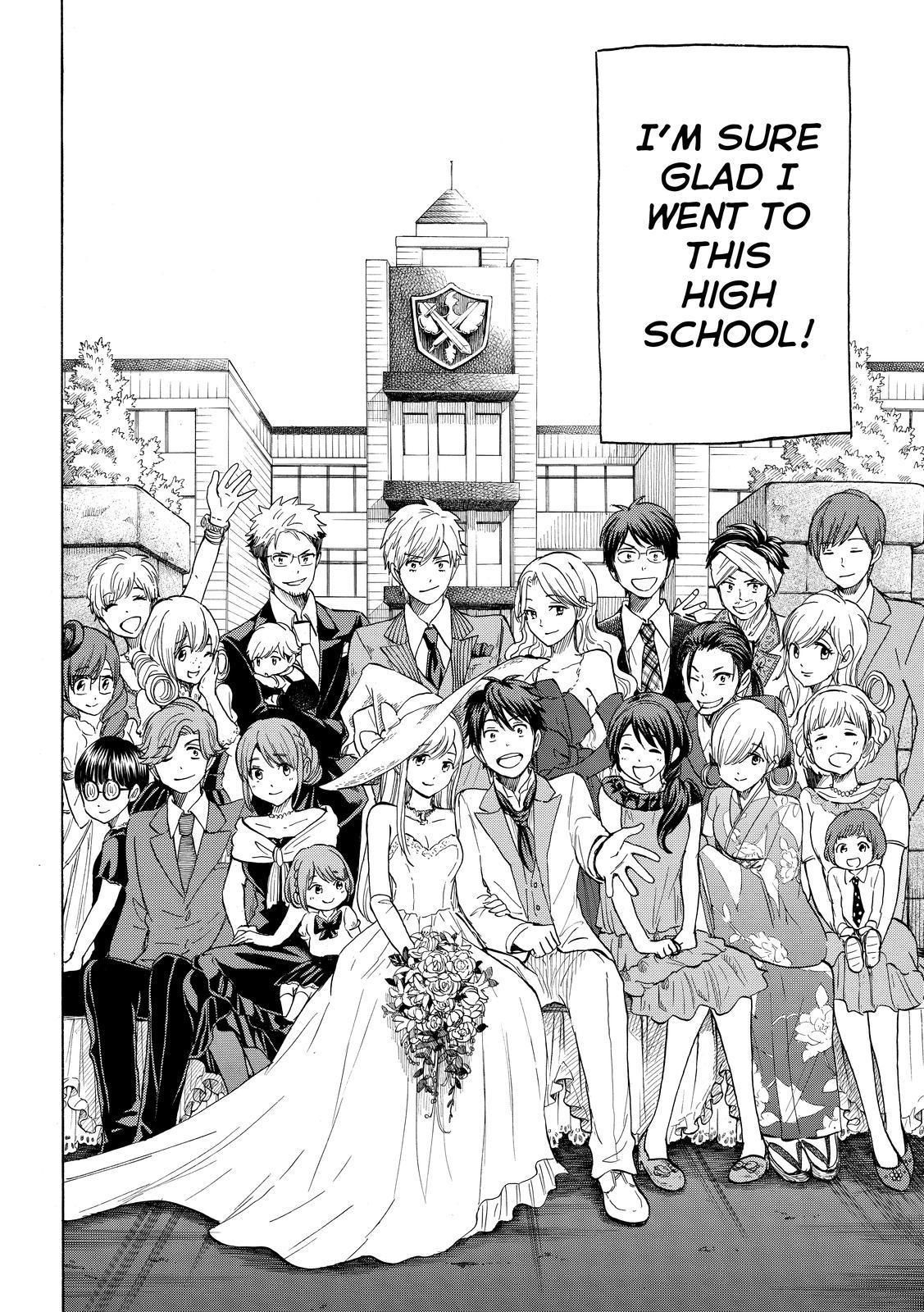 Read Manga Yamada Kun To 7 Nin No Majo Chapter 243 Online In High