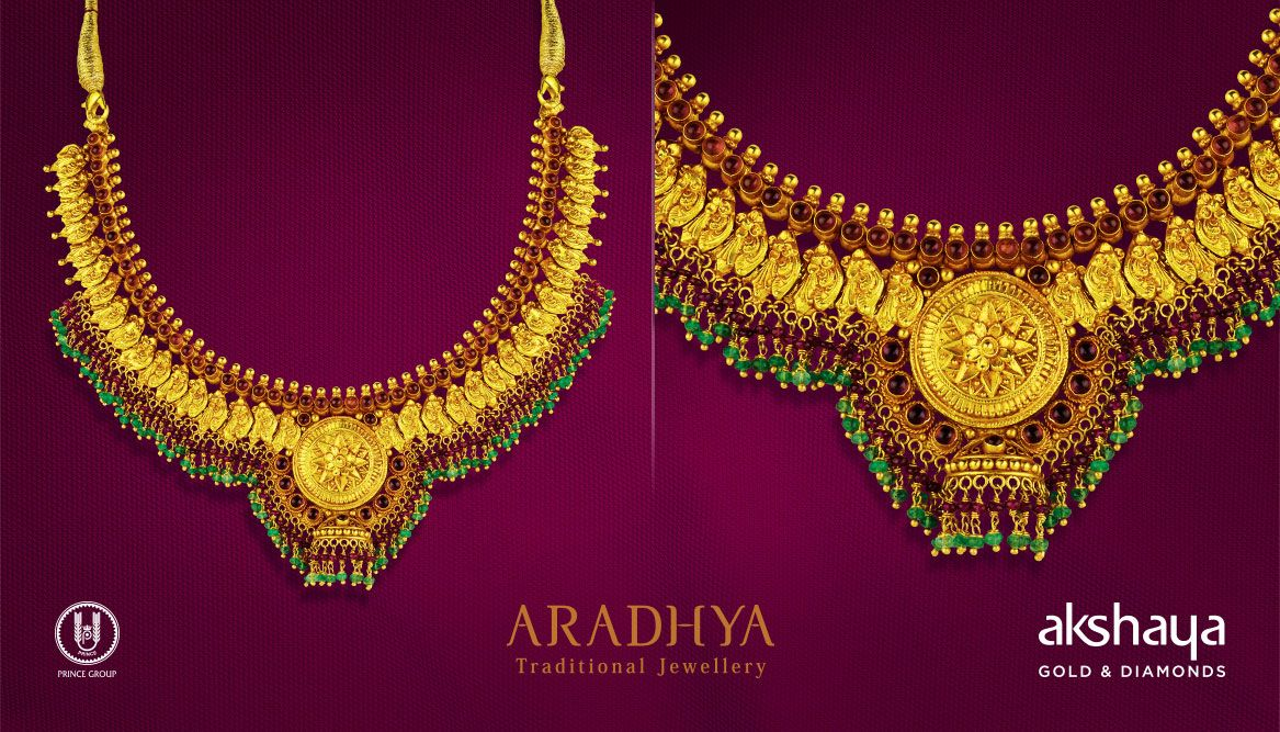 #Aradhya Explore an all new range of exciting designs at www.akshayagold.in/bmh
