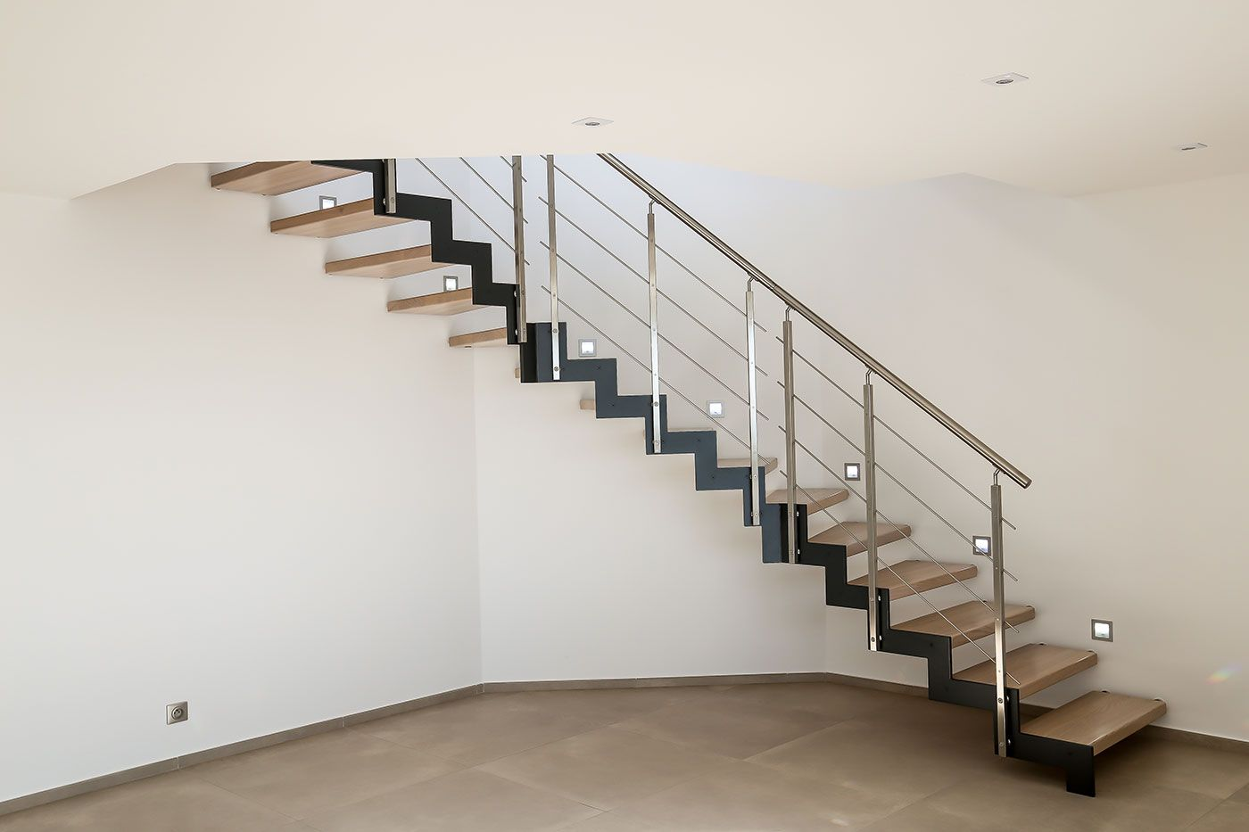 Passion Bois tout escalier métal et bois signé passion bois, spécialiste de l'escalier