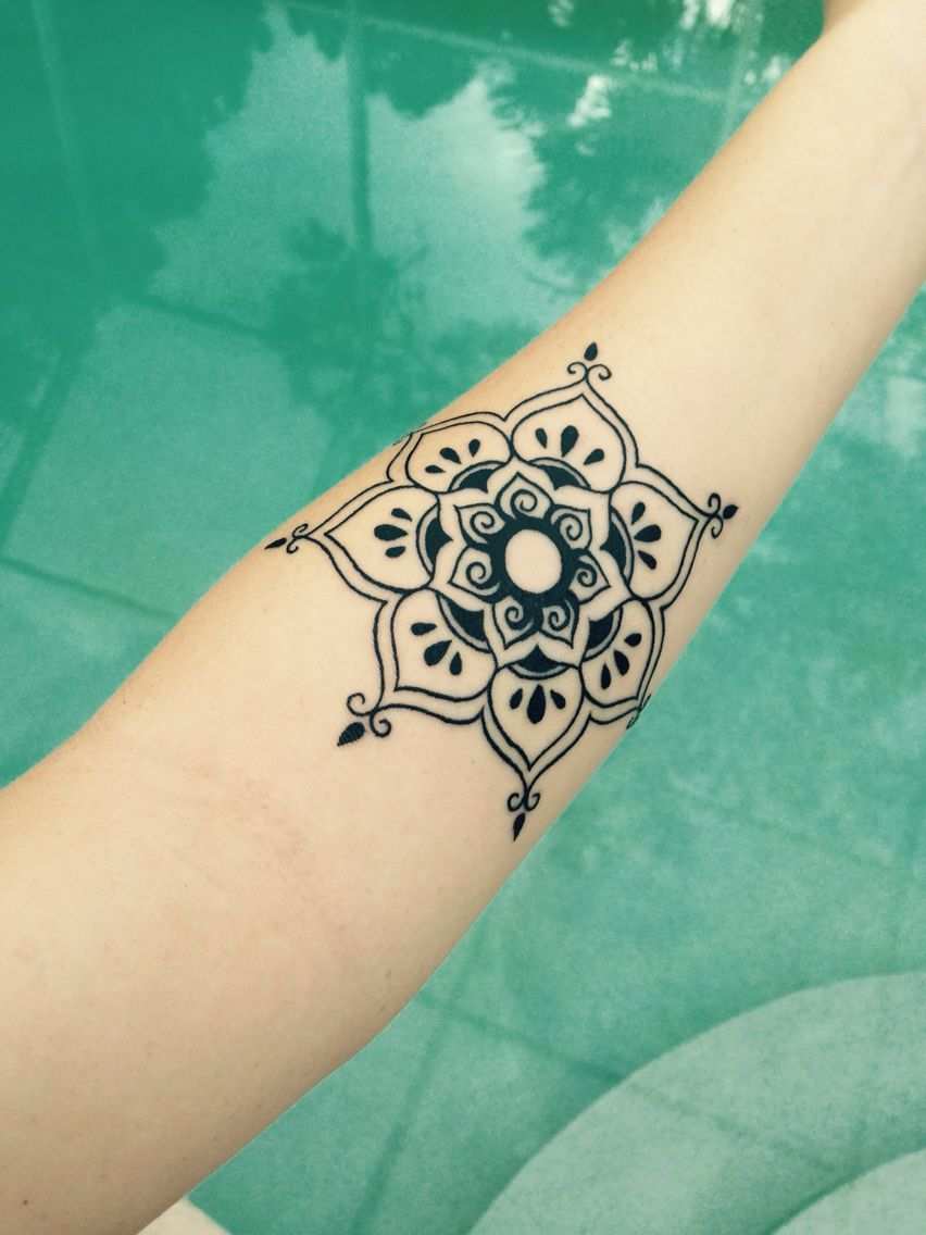 how to make your own henna tattoo ink