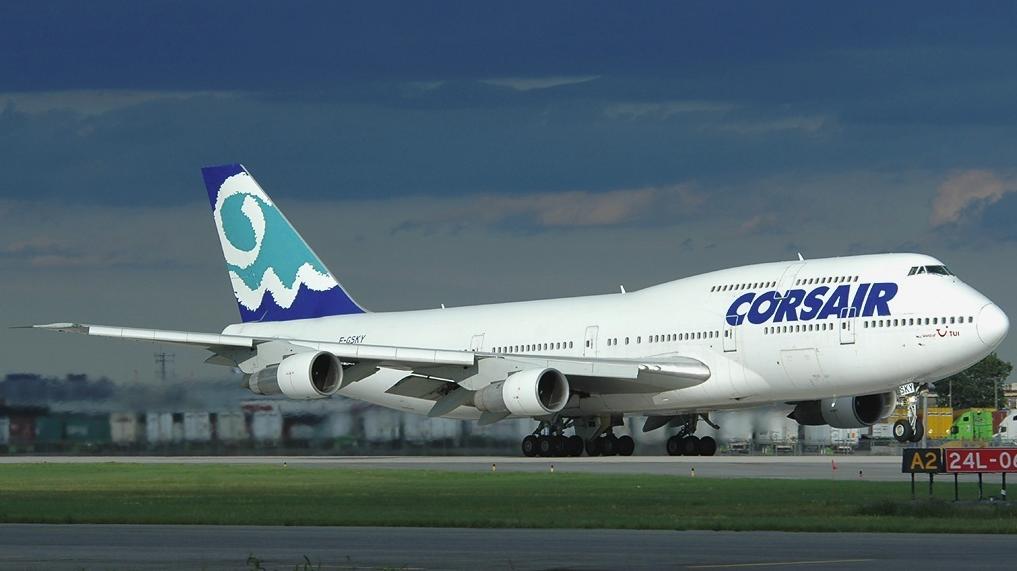 Photo FGSKY (CN 23244) Boeing 747312 Boeing, Boeing