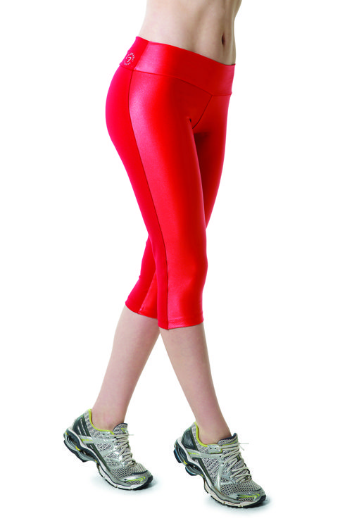 Bia Brazil Capris SL2813 - Bootyfits by Yanina Sportswear - Sexy Workout Clothes - Gym, Fitness, Athletic Wear, Women Exercise Clothing