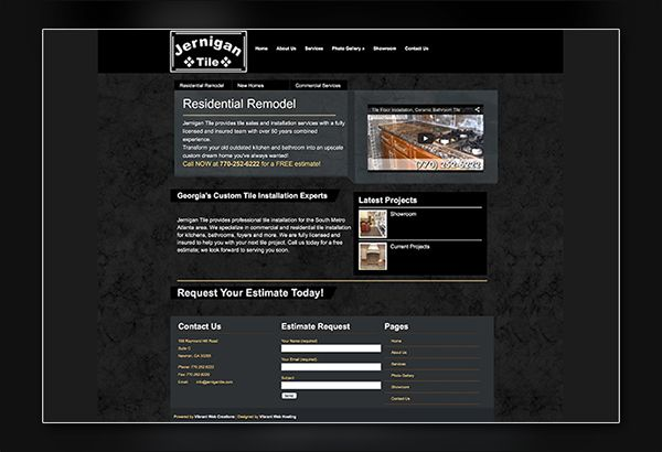 Website Design Company Newna Ga Vibrant Web Creations With Images Web Creation Website Design Company Website Design