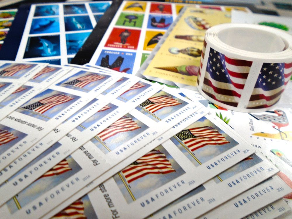 We Sell Stamps Forever Stamps International Stamps And