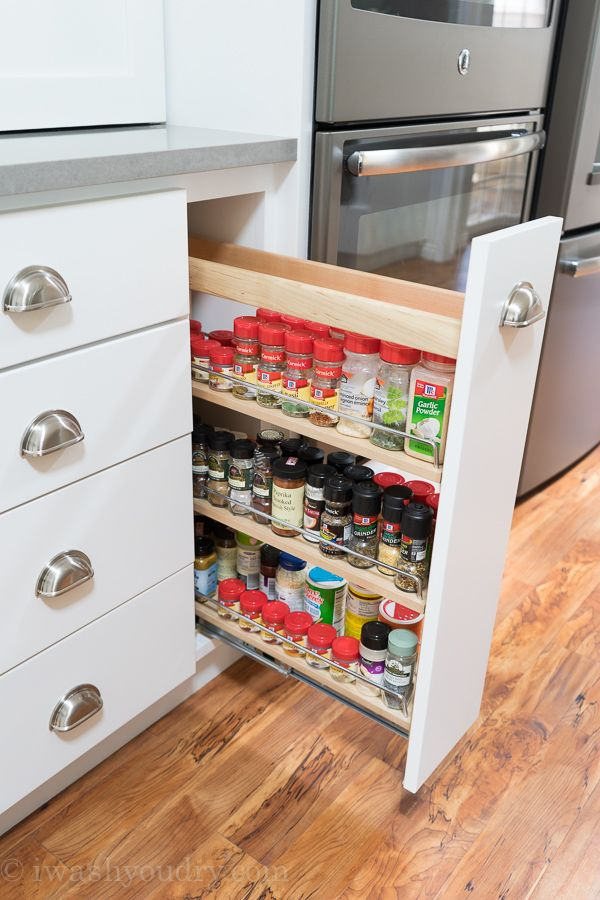 Kitchen Hacks to Organize and Make Your Kitchen Flow Better ...