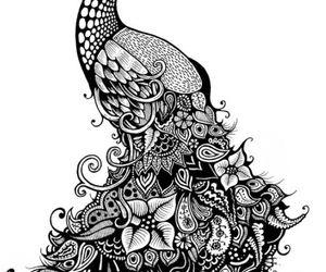 Zentangle Animals by zentangle on We Heart It | Tangles ...