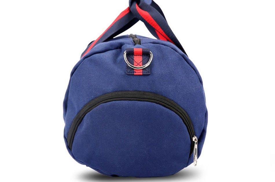 Cheapest 2018 Canvas Women s Travel Bags Yoga Gym Bag for Fitness Shoes  Handbags Shoulder Crossbody Pouch Women Men Sac De Sport Pack 21f7dc1cbac0f