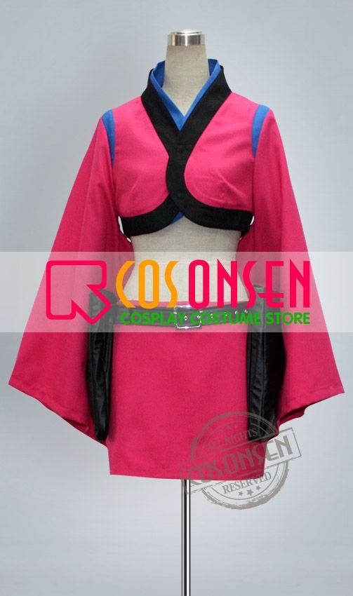 Gintama Matako Kijima Cosplay Costume