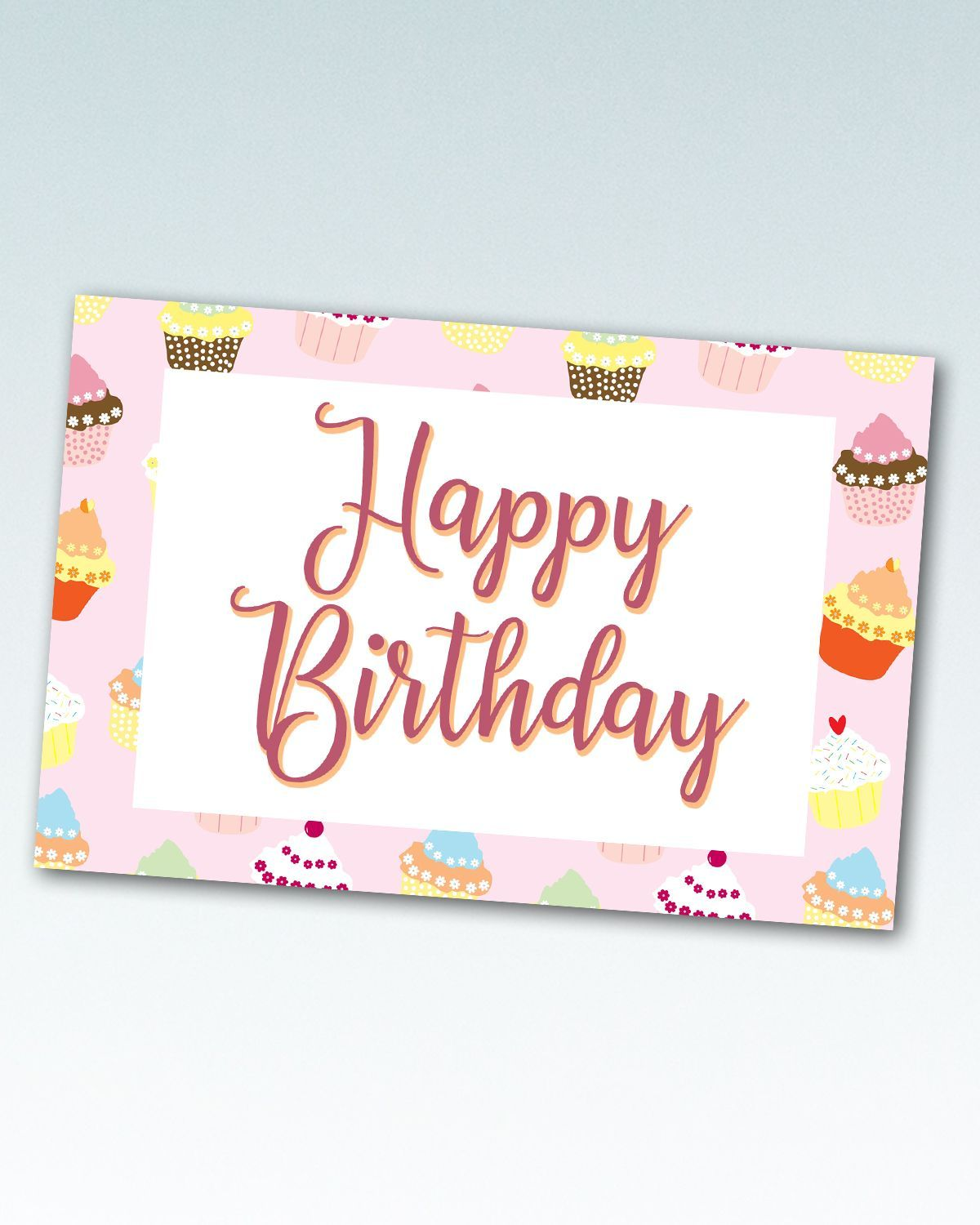 Wish Someone A Happy Birthday With A Birthday Card In The Mail Upload A Picture And Design Your V Birthday Card With Photo Birthday Cards Happy Birthday Cards
