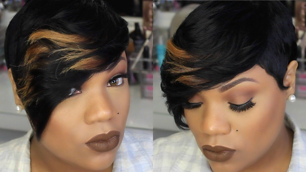 How To Make A Pixie Cut Wig Detailed Hair Styles