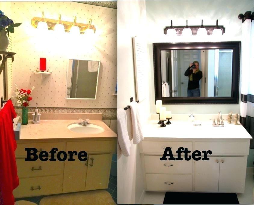 Cheap Bathroom Remodel Diy 8 Diy Small Bathroom Remodel Ideas Check Out These Cheap Bathroom Remodel Bathroom Remodel Small Diy Cheap Bathroom Remodel Diy