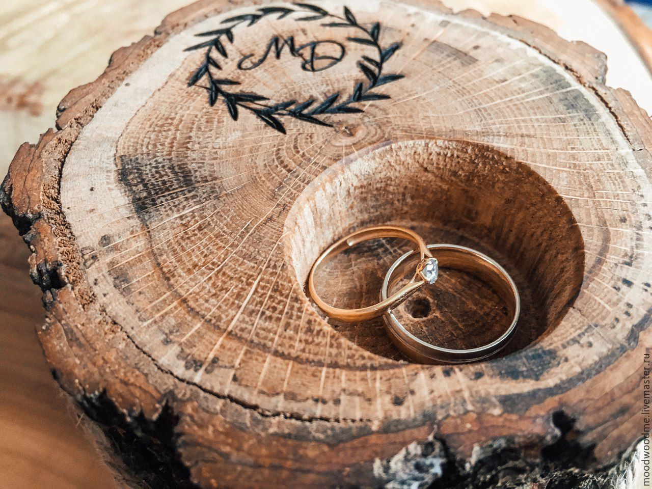 Картинка на деревянную свадьбу