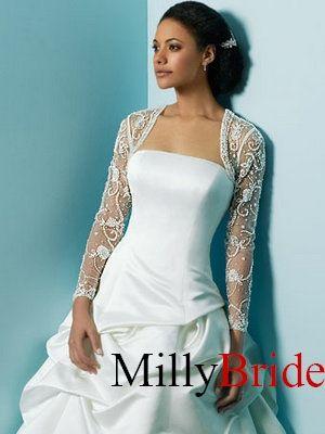 Bridal Jacket WDBJ013