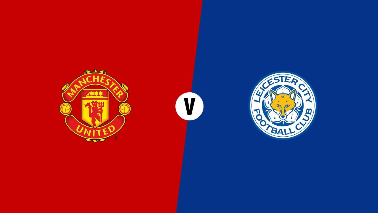 Leicester City Vs Manchester United Premier League Prediction Tv Live Streaming Manchester United Official Manchester United Website Leicester City