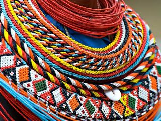 Pretending to Travel: African Beaded Jewelry...