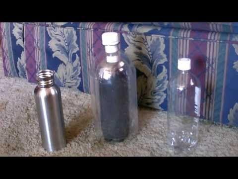 Solar Bottle In Bottle Water Heater Diy Plastic Soda Bottle Heater Heats Food Too Water Heater Diy Diy Heater Solar Energy Panels