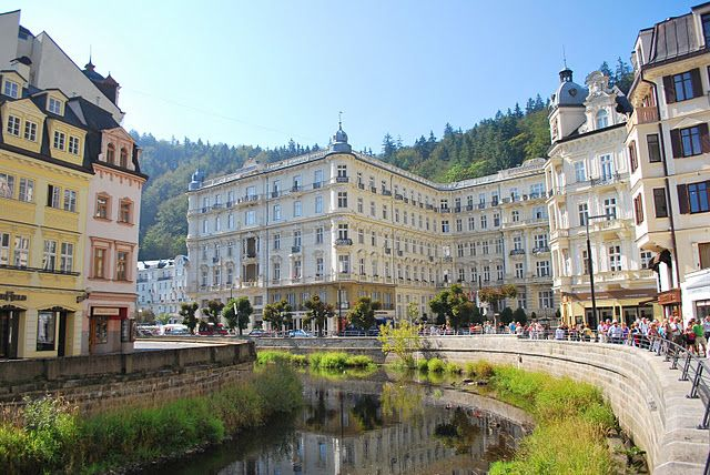 Grandhotel Pupp In Prague Czech Republic Grand Hotel Karlovy Vary