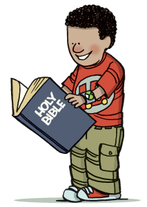 Kids' Corner - FREE online Bible lessons for kids from Pryor Convictions Media