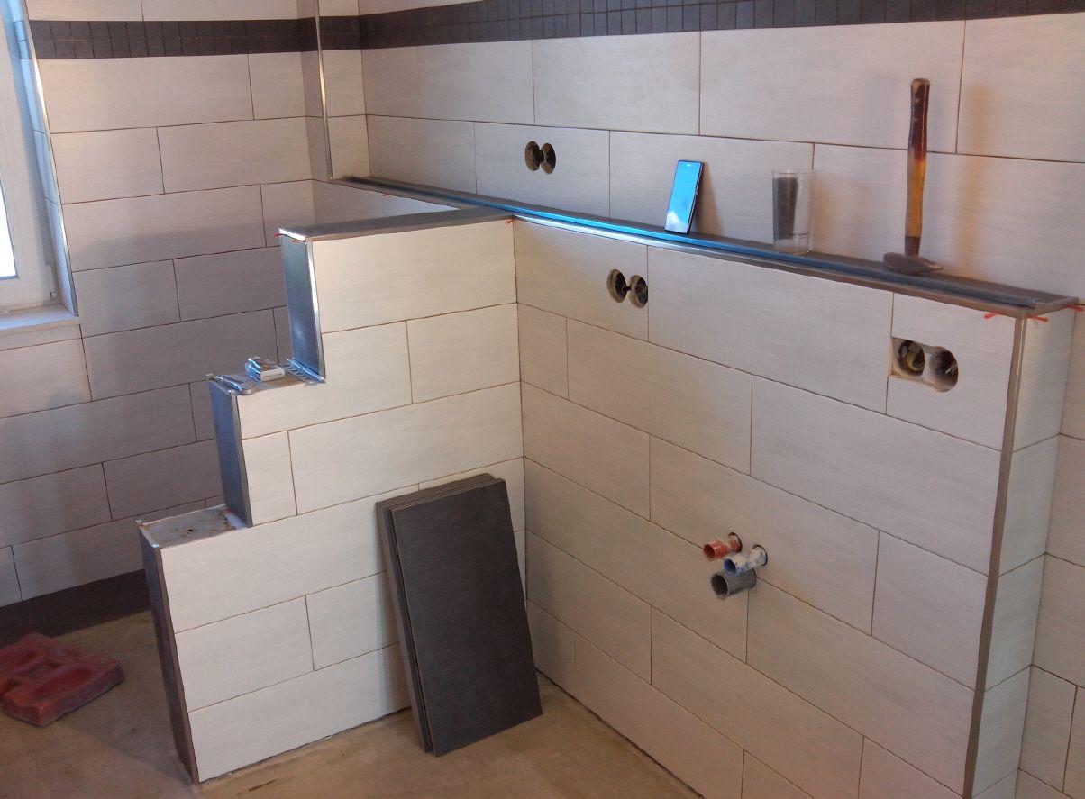 Bildergebnis Fur Hohe Schamwand Einrichtung Badezimmer Wand