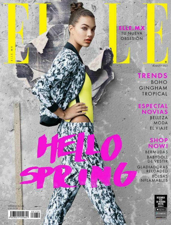 Karolina Malinowska Vogue Spain Magazine Cover Vogue Magazine Vogue