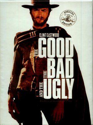 Il buono, il brutto, il cattivo movie dvd cover