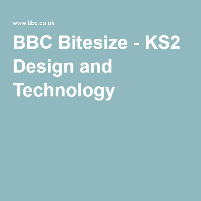 Bbc bitesize ks2 design and technology offers different parts of bbc bitesize ks2 design and technology offers different parts of engineering videos clips ideas for lessons ages 7 11 publicscrutiny Images