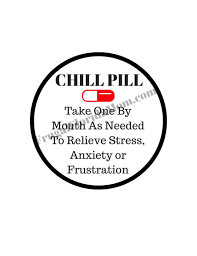 graphic relating to Printable Chill Pill Label referred to as Impression consequence for chill tablet printable label Website page Klein